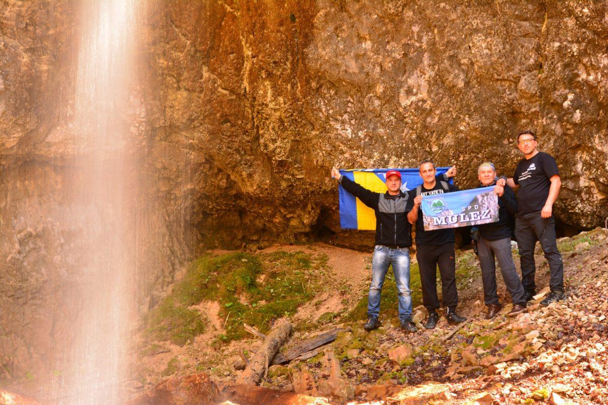 Prirodne ljepote BiH: Rajski vodopad skriven stoljetnim šumama