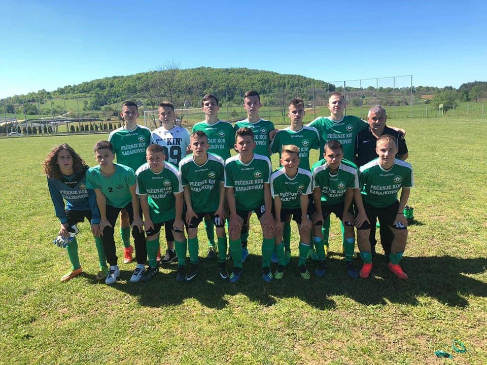 Kadeti Rudara na korak do osvajanja titule Omladinske lige
