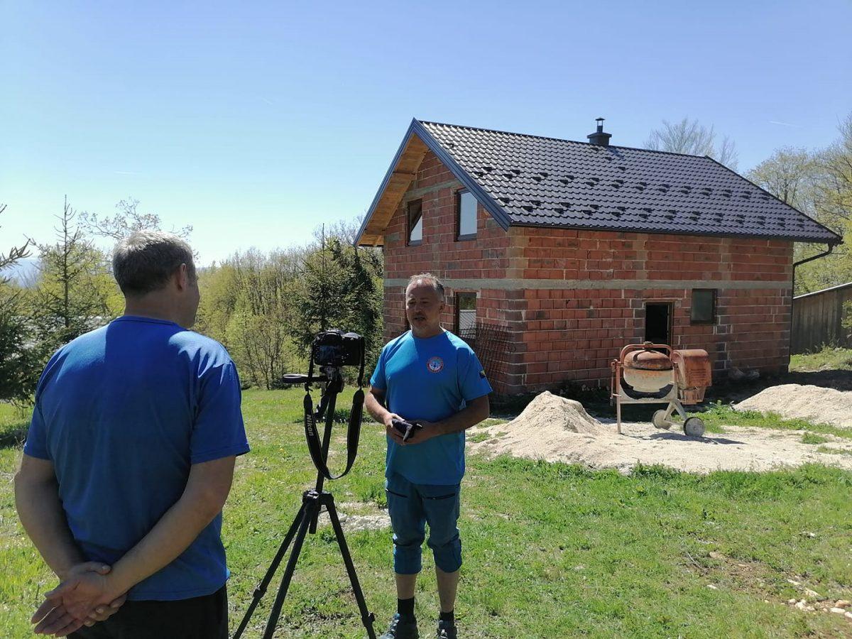 Završimo zajedno planinarski dom u Sanskom Mostu