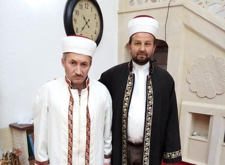 Posljednji teravih namaz ovog ramazana predvodio hafiz Talip iz Turske