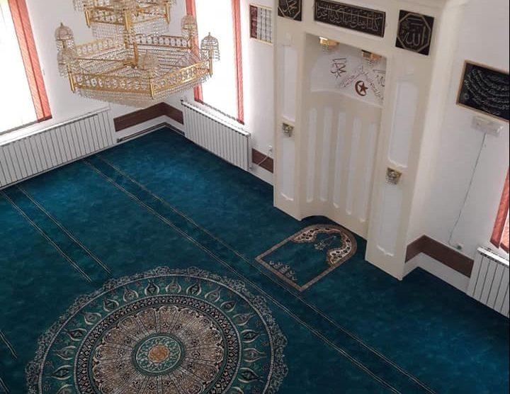 Lijep bajramluk za džamiju u džematu Lukavice