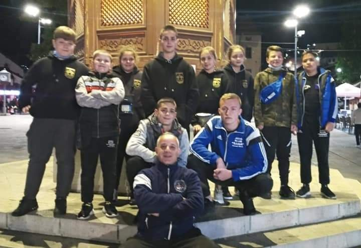 "BRAVO 7 medalja za Judo klub ""Sana"""