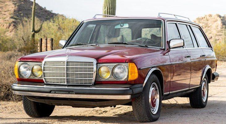 Legendarni Mercedes prešao je 1.25 milijuna kilometara, a sad se prodaje