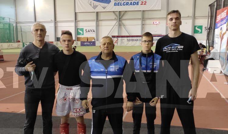 BRAVO Osvojili tri medalje na Evropskom kupu u Beogradu