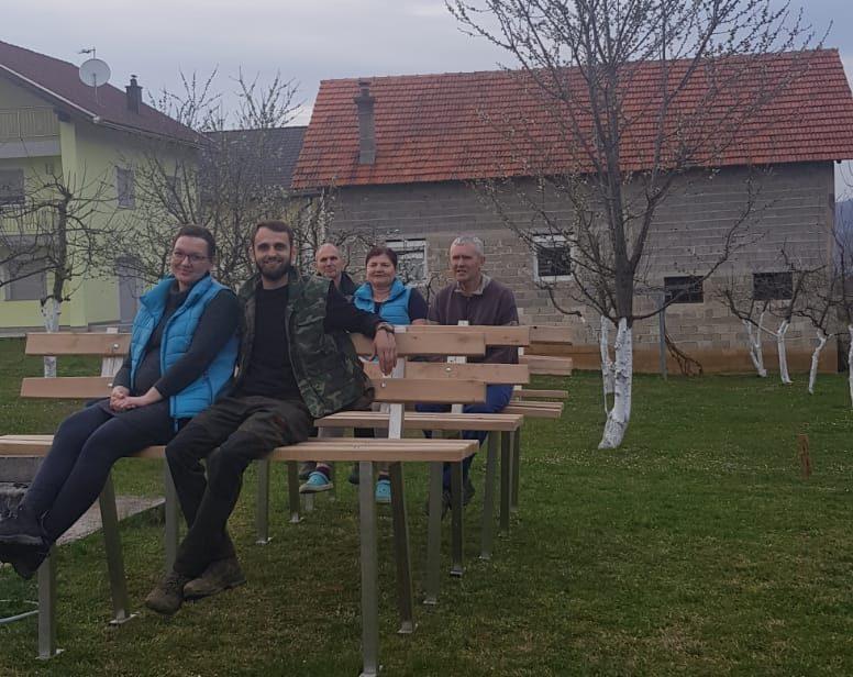 Završena sanacija puta Kljajići-Kukavice