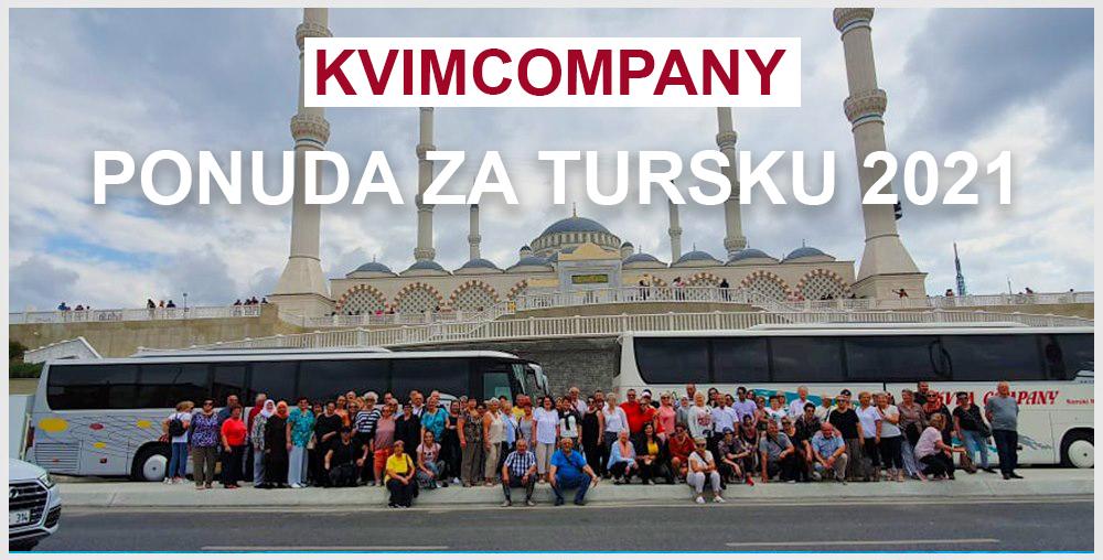 I ovog ljeta sa KVIM COMPANY u ISTANBUL sa još boljom ponudom