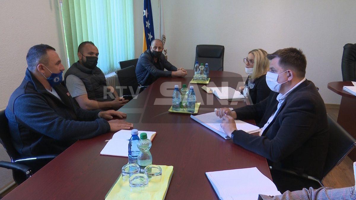 Održan sastanak načelnika i predstavnika Podgrmeča