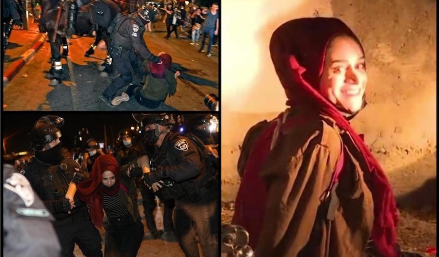 Osmijeh Palestinke Merjem obišao je svijet: Izraelski vojnik vukao ju je za hidžab, a onda ga je ostavila bez riječi (VIDEO)