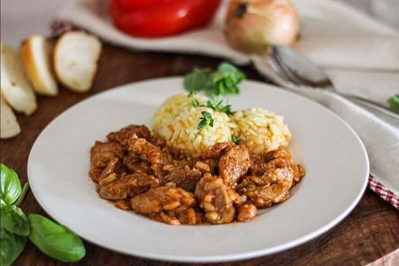 Za današnji iftar pripremite teleći gulaš u gril sosu