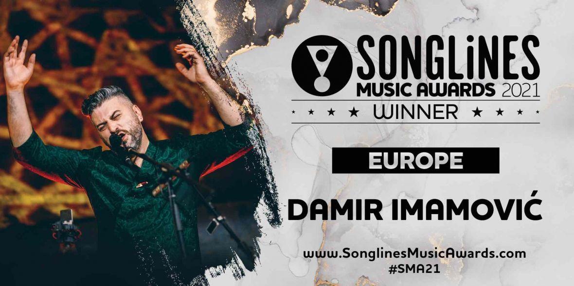 """Bajramluk svjetski, evropski: Damir Imamović je """"The Best of Europe""""!"""