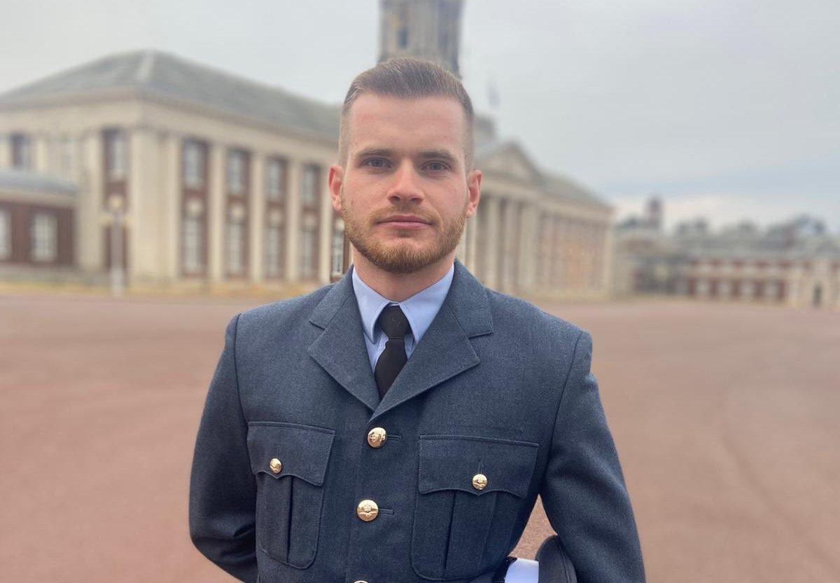 Svaka čast: Kadet završio akademiju Cranwell i postao oficir Oružanih snaga BiH