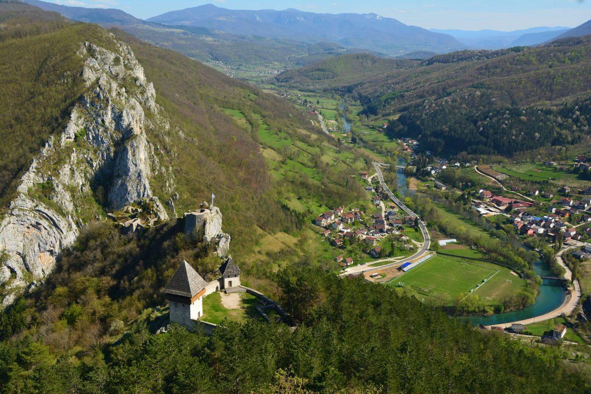 Ostaci starog grada u Ključu: Mjesto gdje historija postaje uzbudljiva