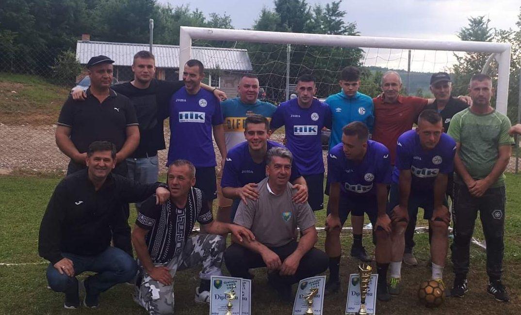 Nezaustavljiva ekipa iz Hrustova osvojila još jedan turnir