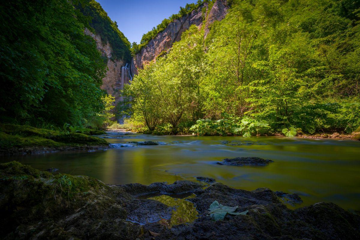 SAVRŠENO Fotografije Vodopada Blihe oduzimaju dah