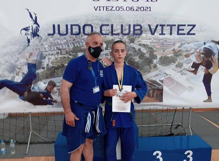 BRAVO Imran Muhtari državni prvak u judou