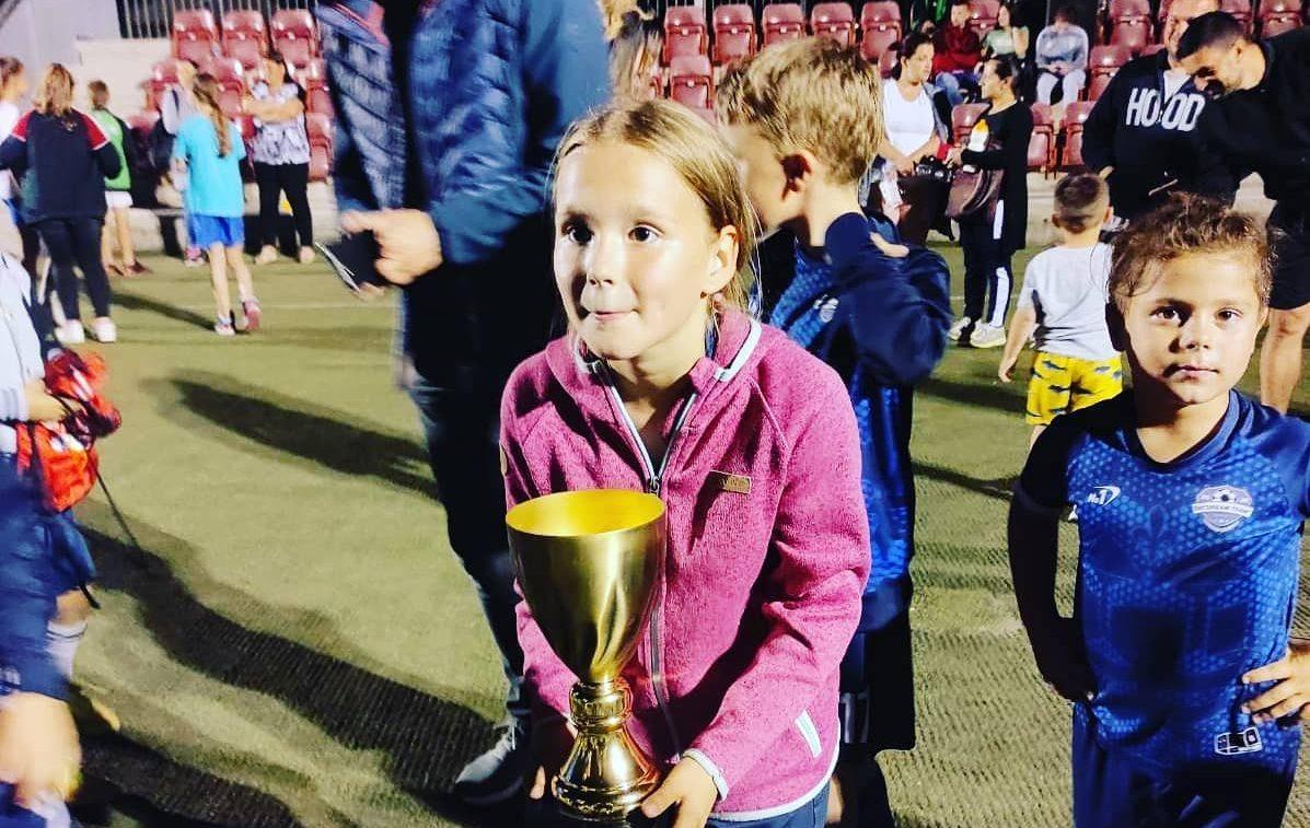 Prelijepe slike turnira u Vrhpolju za najmlađe kategorije nogometaša