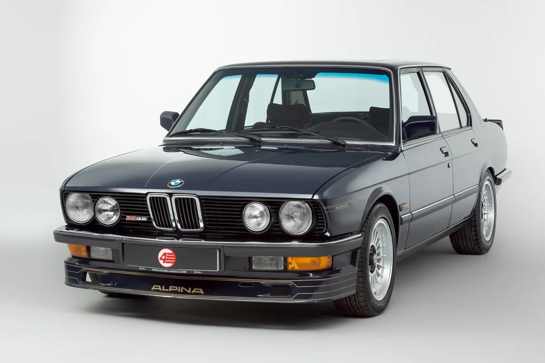 Alpina B9 je fantastična alternativa klasičnom modelu M5