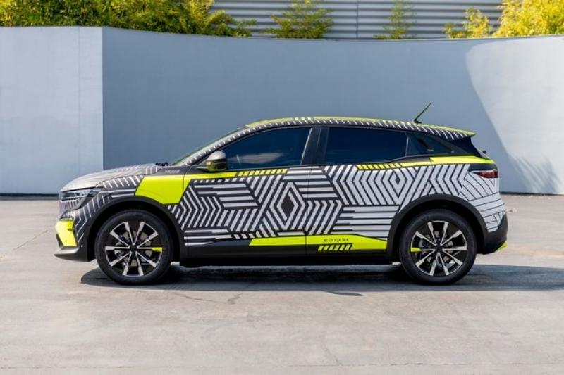 Ovako će izgledati potpuno novi Renault Megane E-Tech Electric