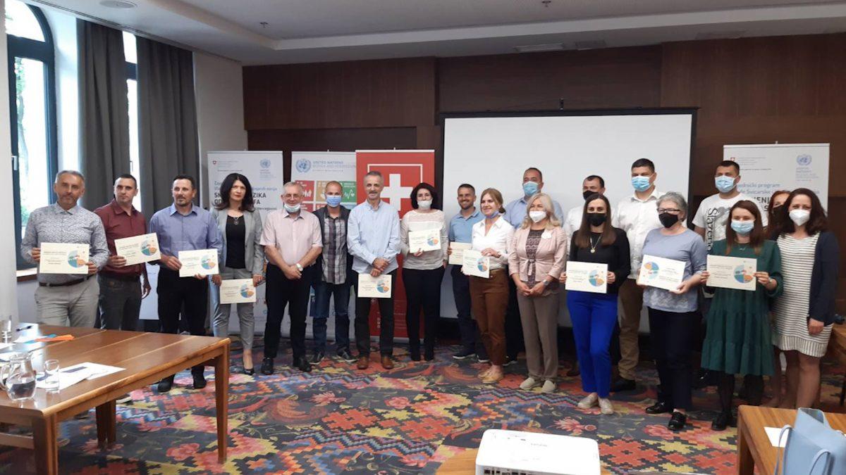Upravljanje projektima iz oblasti smanjenja rizika od katastrofe