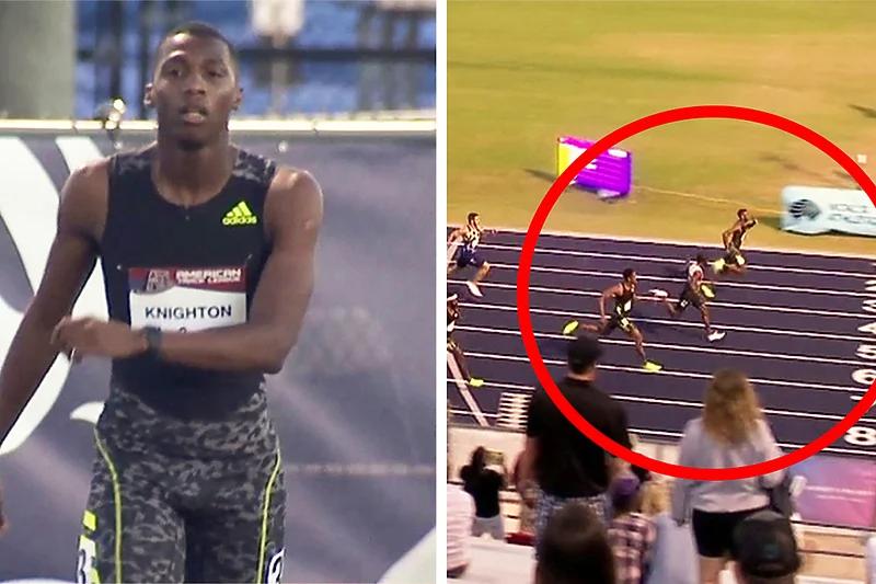 Američki 17-godišnji sprinter srušio Boltov rekord postavljen prije 18 godina