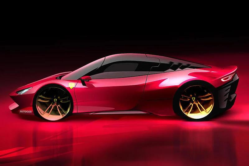 Novi Ferrari F171: Preporođeni Dino će pokretati hibridni V6 motor