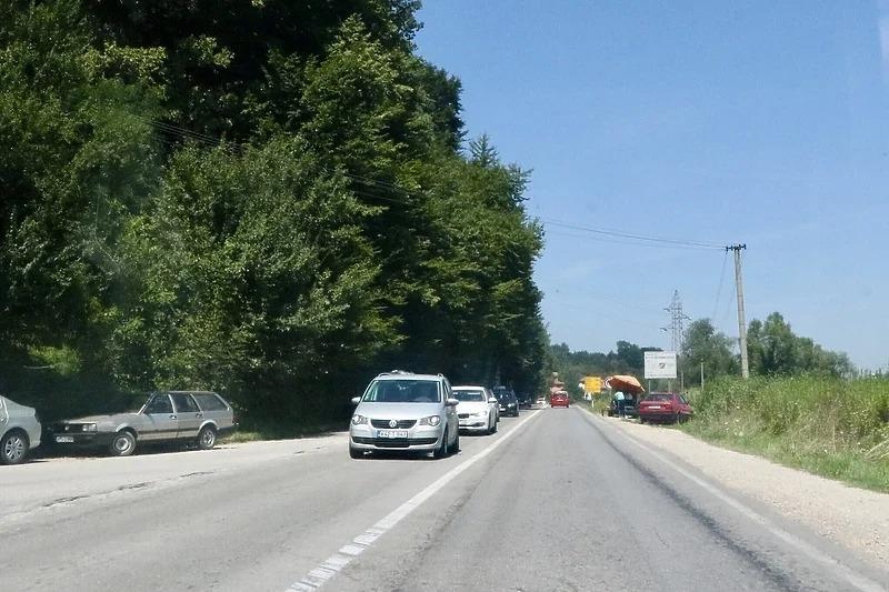Na putu Jajce-Banja Luka do 16 sati zabranjen saobraćaj teretnim vozilima