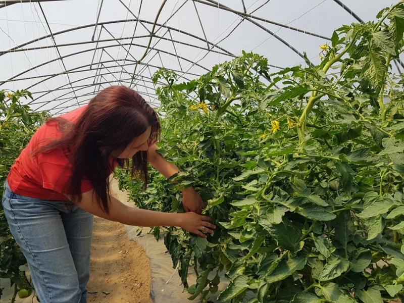 Emina Salihović, magistrica agronomije, doselila u Nezuk: Živim tamo gdje mi je najbolje