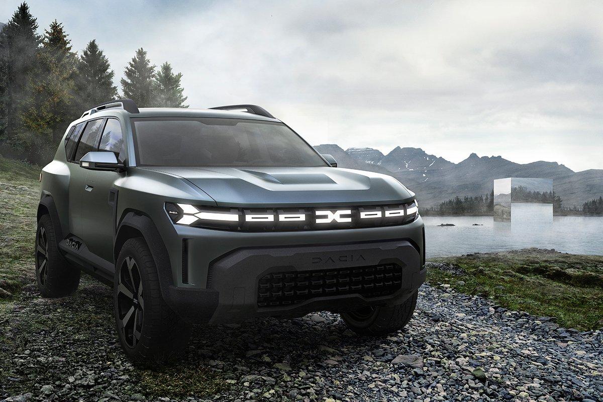 Dacia, mali brend sa velikim planovima