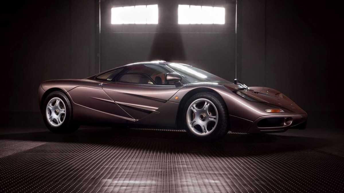 Na aukciju ide McLaren F1 koji je prešao samo 387 kilometara