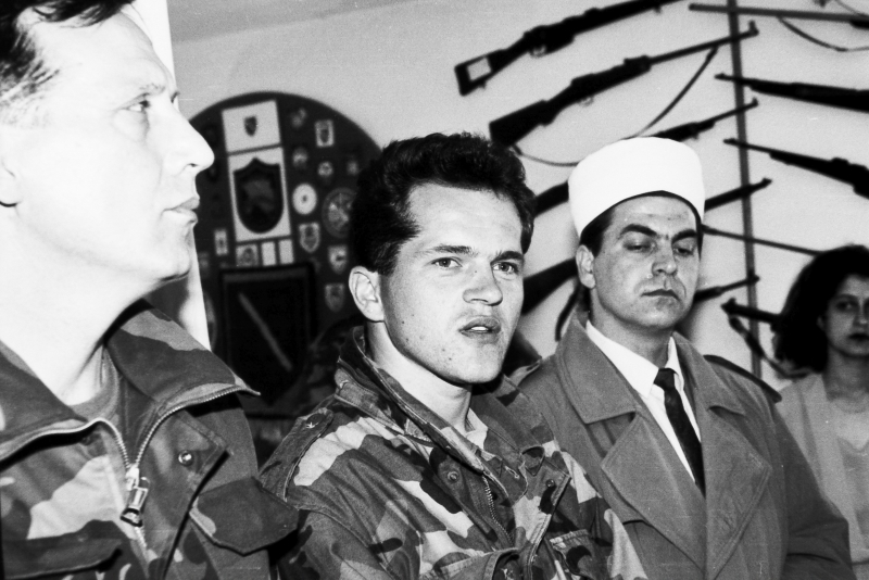 """Posljednja zabilješka Izeta Nanića sačuvana je u Muzeju 505. viteške brigade: """"Bit će naša BiH…"""""""
