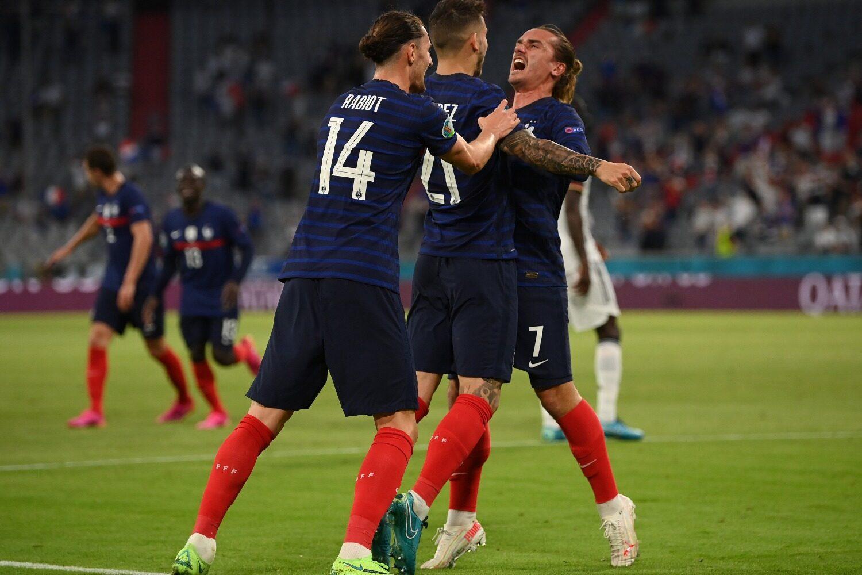 Francuska pobijedila Njemačku u derbiju prvog kola grupne faze