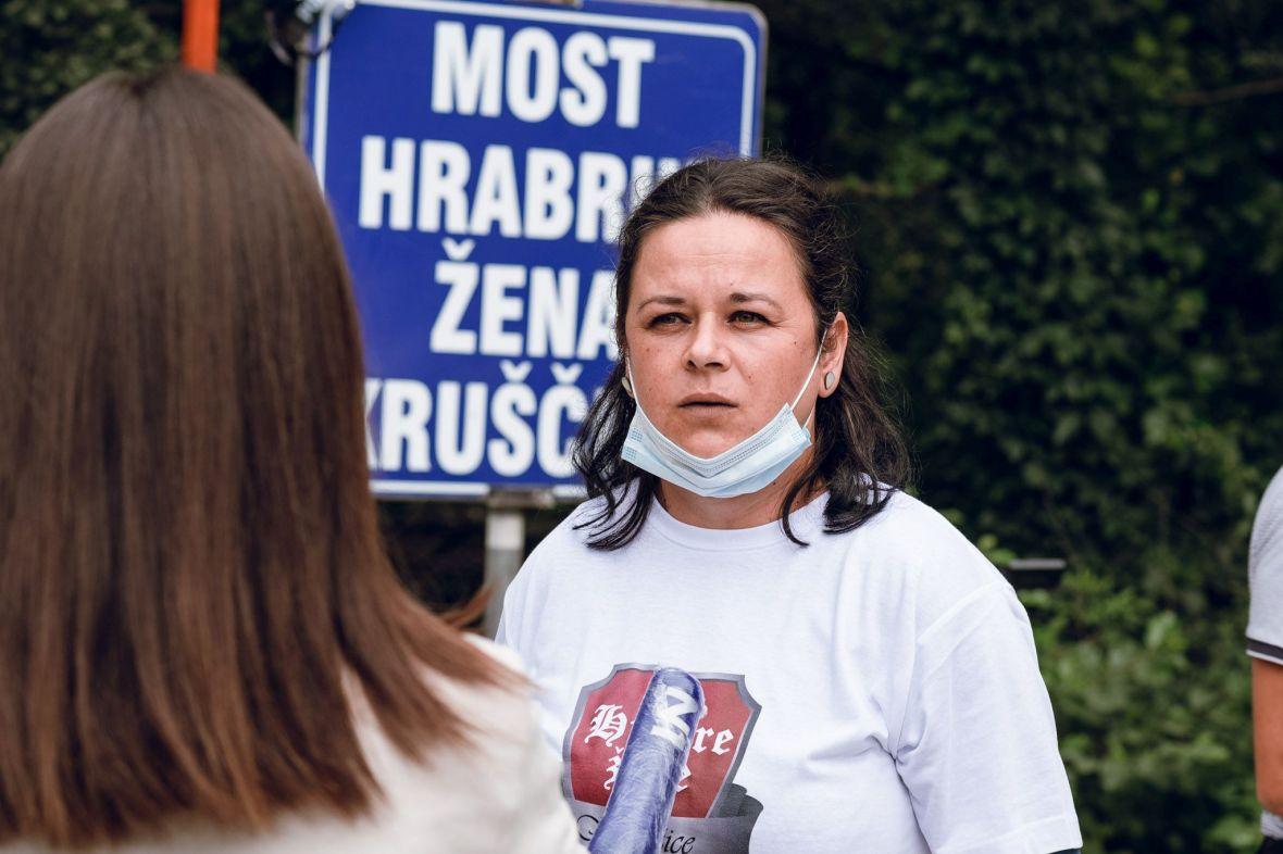 """Zeleni Nobel"" hrabrim ženama Kruščice"