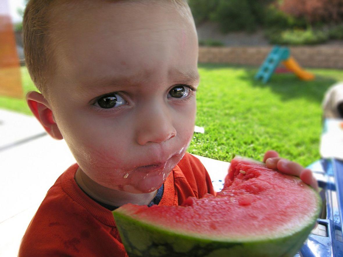 Znate li kako izabrati dobru lubenicu?