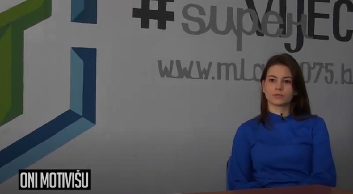 Merima Osmanović, uspješna studentica i volonterka o nasilju u školi: Djeca su me ismijavala, govorili su mi da sam loša za njih…
