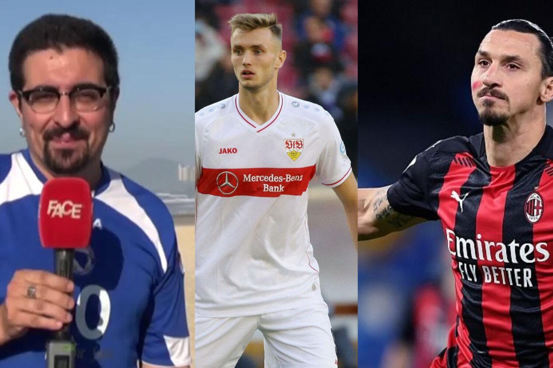 Marjan Mijajlović ga želio u BiH, a on ide kod Ibrahimovića u Milan