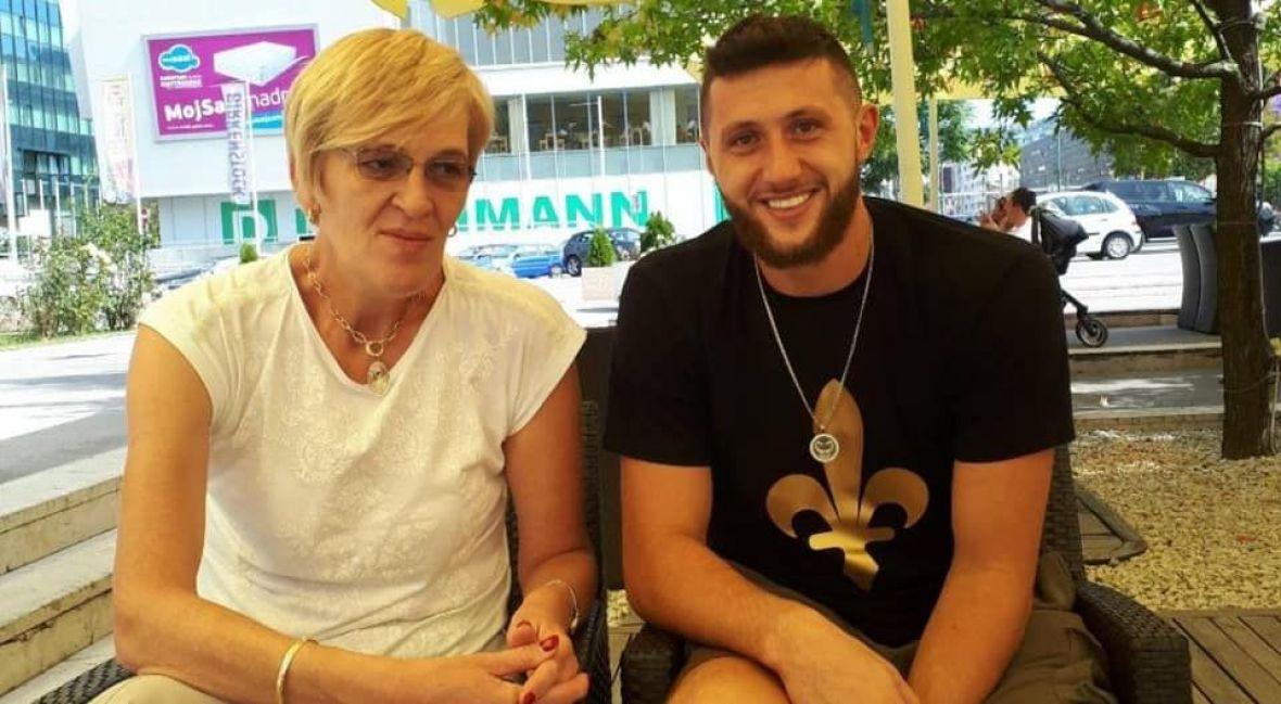 Jusuf Nurkić: Nadam se da će Razija Mujanović biti i s nama