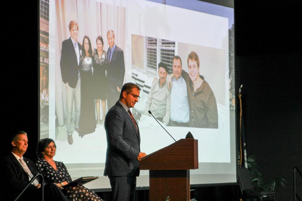 Srebreničanin Tahir Zukić dobitnik velikog priznanja u Bowling Greenu
