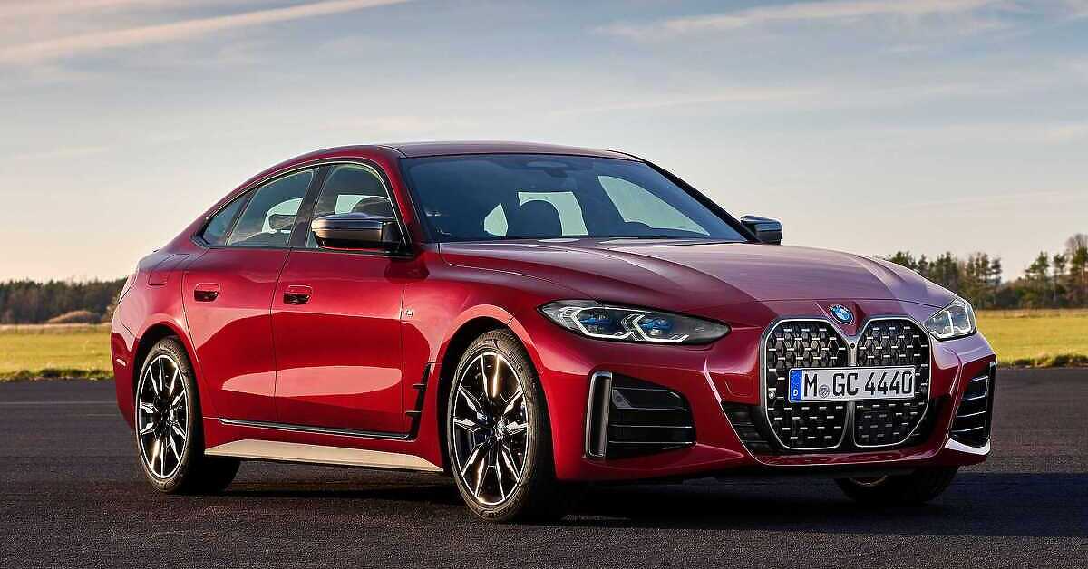 BMW predstavio novi Gran Coupé iz Serije 4