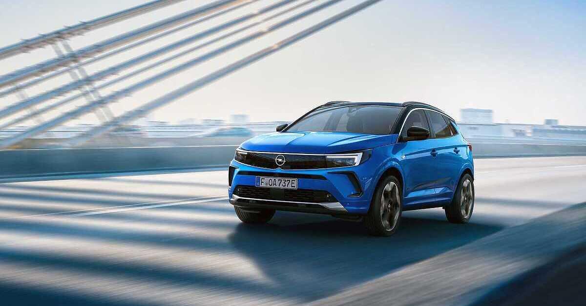 Iz Opela stigao redizajnirani Grandland