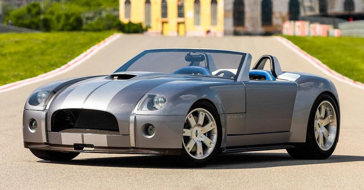 Unikatni koncept Ford Shelby Cobra ide na aukciju