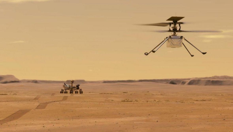 Misija povezana s BiH: NASA-in helikopter Ingenuity postavlja rekorde