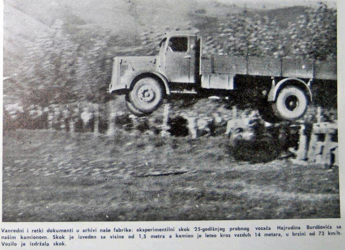 Crash testovi u Jugoslaviji: Nisu postojale lutke, ali je postojao Hajrudin