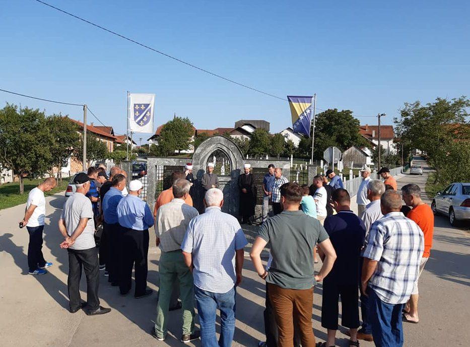 Tužno sjećanje na nevino stradale mještane Demiševaca