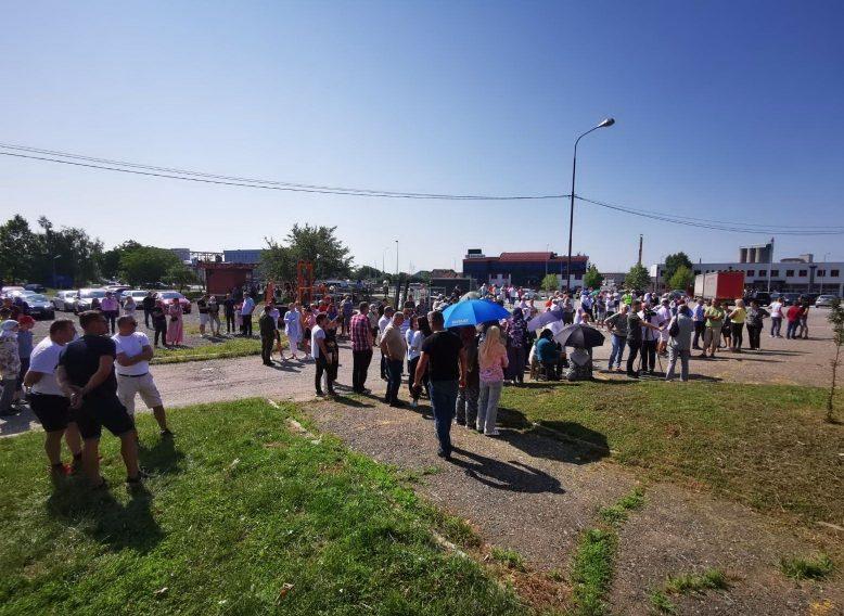 """""""Pamtimo vrijeme, prostor i ubijene logoraše"""": Obilježena 29. godišnjica od zločina u """"Keratermu"""""""