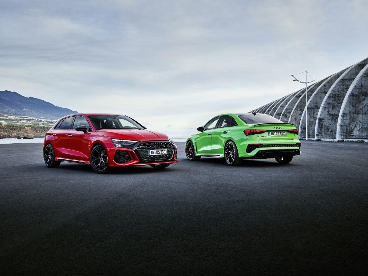 Predstavljeni novi kraljevi kompaktnih performansi – Audi RS3 Sportback i Sedan