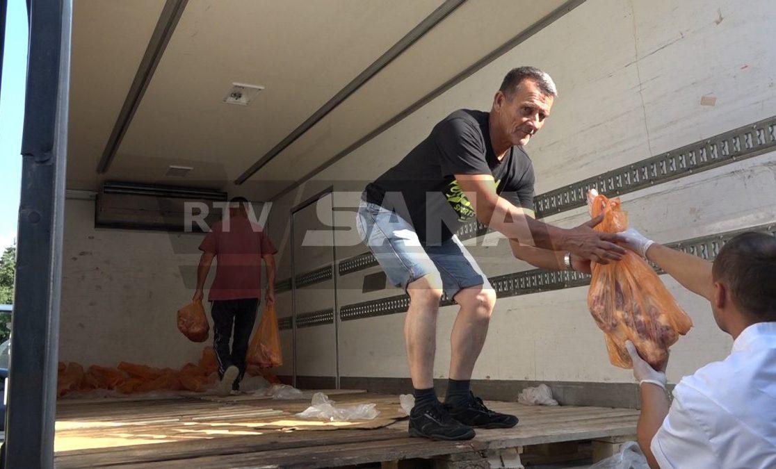 Kurbansko meso iz Sanskog Mosta za povratnike na području RS-a