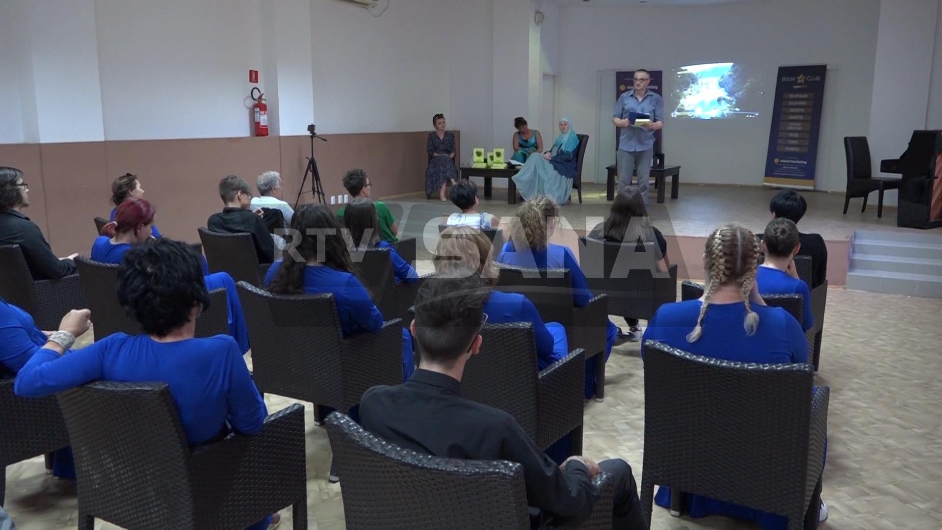 """Održana promocija knjige """"I ja sam Una"""" spisateljice Atine Musić"""