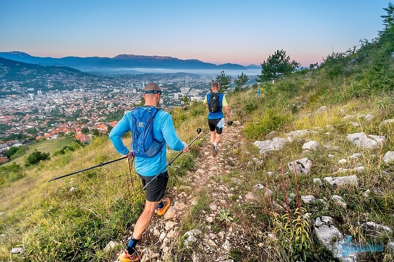 Otvorene prijave za Skakavac trail: Početkom septembra trči i doživi Sarajevo