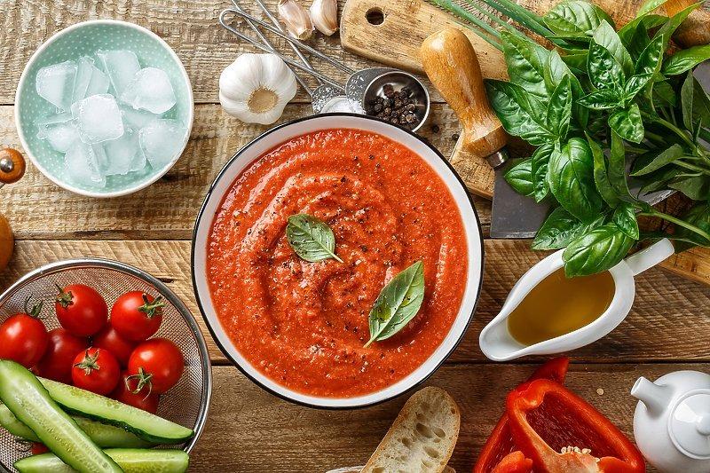 Za današnji ručak napravite Gazpacho: Rashladite se uz ukusnu špansku supu