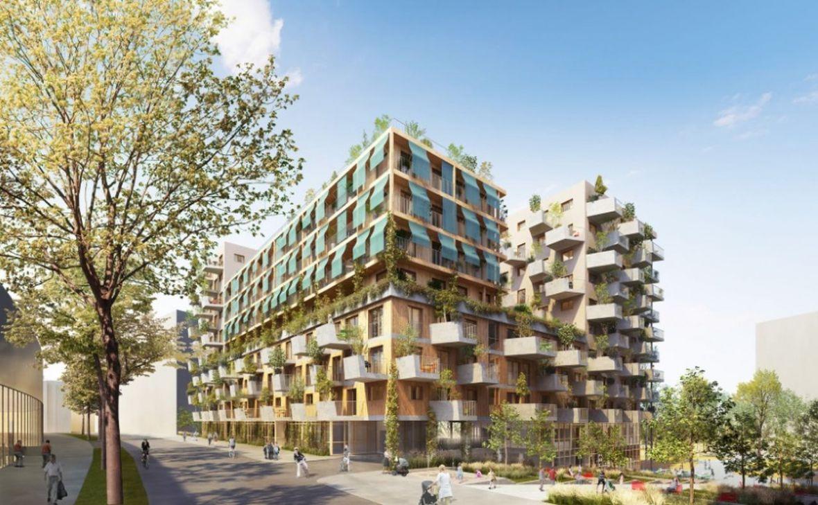 Beč gradi naselje sa stanovima za samohrane roditelje
